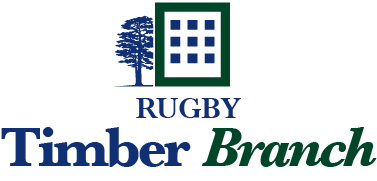 rugby timber logo
